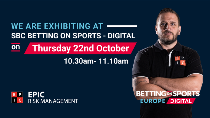 EPIC look forward to SBC Betting on Sports Europe – Digital