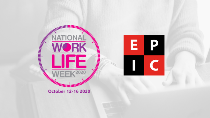 EPIC Blog: Wellbeing at Work