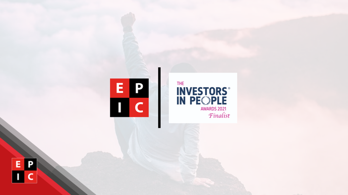 EPIC Risk Management shortlisted for two IIP Awards
