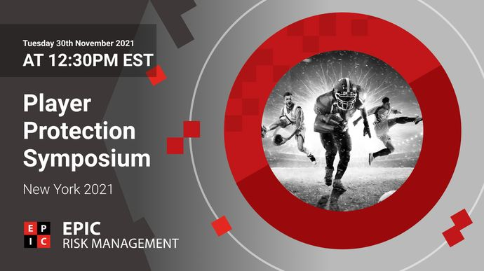 EPIC Risk Management announce ground-breaking Player Protection Symposium