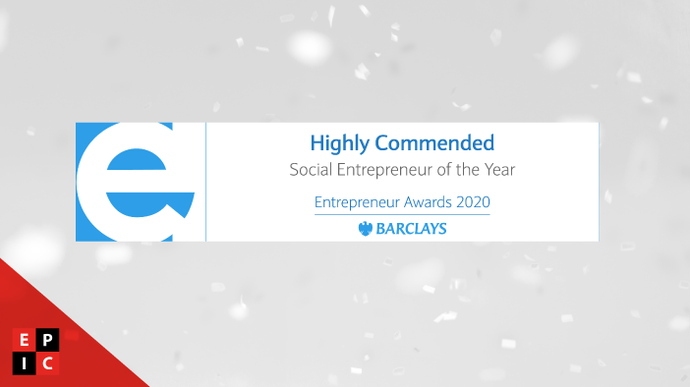 EPIC Receive Barclays Awards Recognition