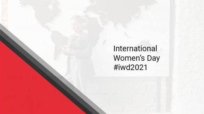 In Focus - Celebrating International Women's Day 2021